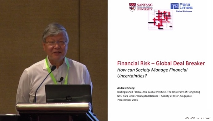 Conference: Financial Risk �C Global Deal Breaker